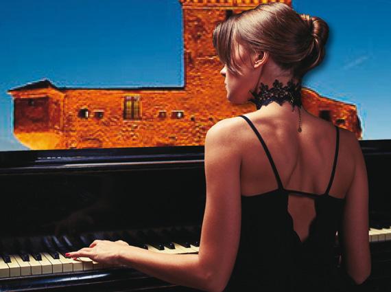 Cercansi pianisti per maratona musicale a Rapallo