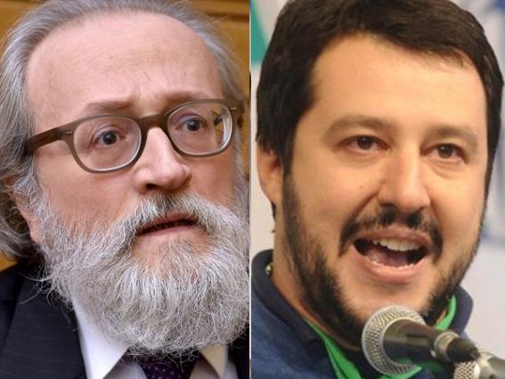 Becchi incontra Salvini