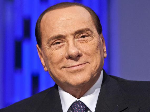 Berlusconi a Euroflora