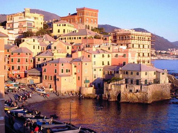 Piu' turisti a Genova