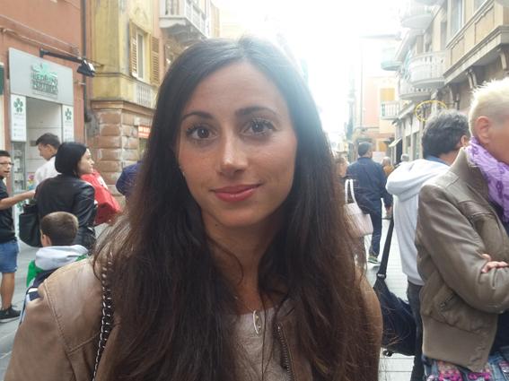 La sorpresa Maria Jose' Bruccoleri