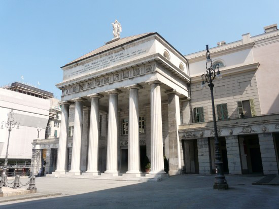 Toti: Genova in festa per il Carlo Felice