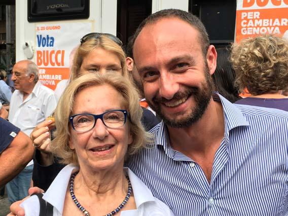 Federico cocco di mamma