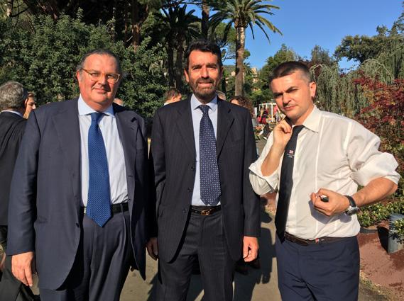 Parlamentari a Euroflora