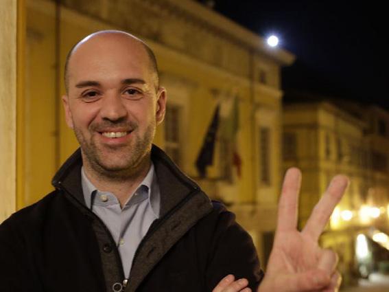 Alessio Cavarra non ha paura