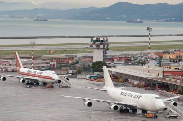 Anno record per l'aeroporto di Genova