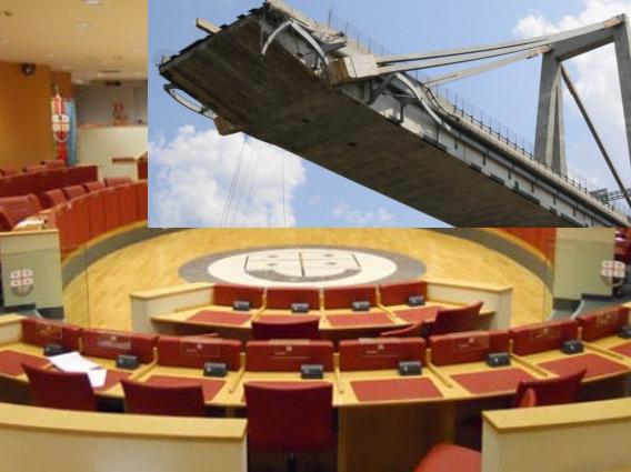 Un ponte per il Consiglio regionale