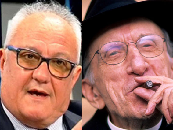 Crivello e Don Gallo
