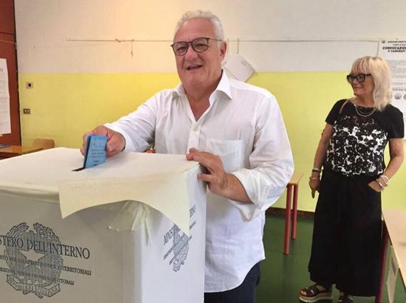Crivello ha votato