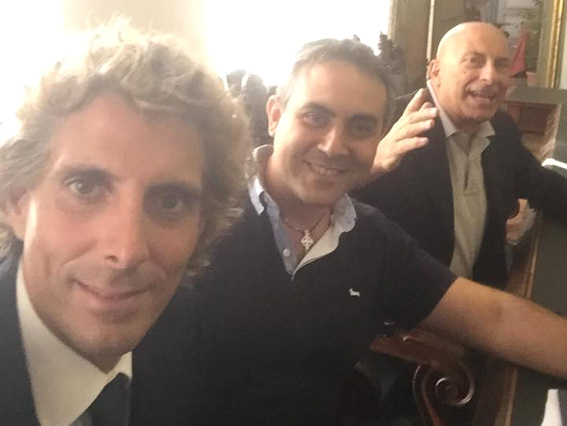 De Benedictis in Fratelli d'Italia?