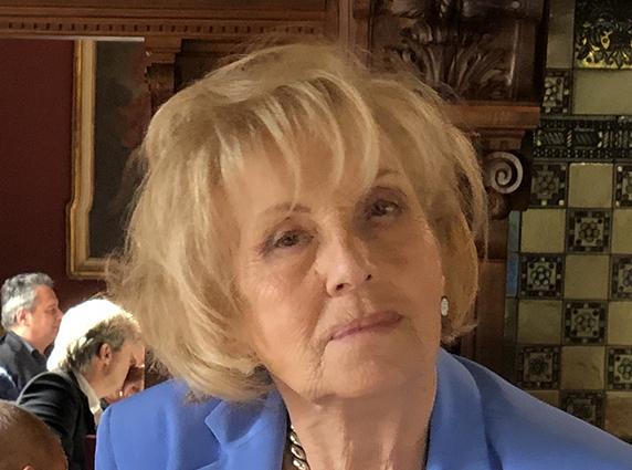 Gli 80 anni di Elena Di Girolamo