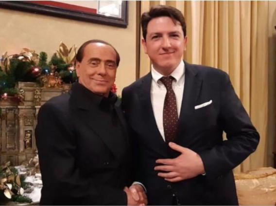 Dulbecco a pranzo da Berlusconi