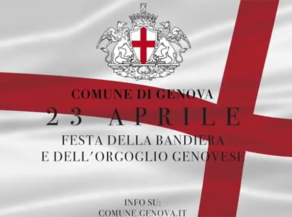 Domani la Festa della Bandiera di Genova