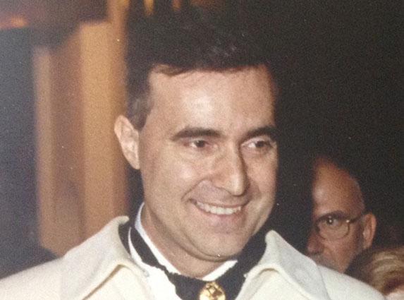 Michele Forino candidato Forza Italia