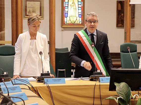 Il primo consiglio comunale targato Gandolfo