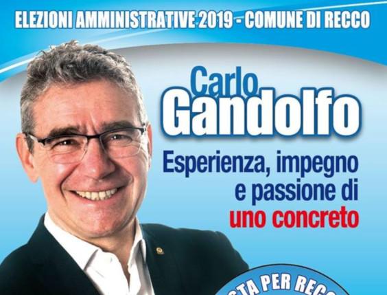 I manifesti di Carlo Gandolfo