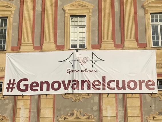 Il programma di Genova nel cuore