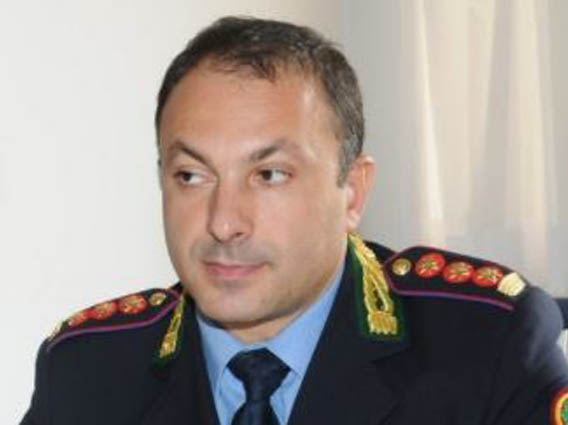Giurato nuovo comandante dei vigili di Genova