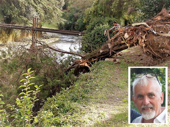 Pagliettini: gravi danni al Golf di Rapallo