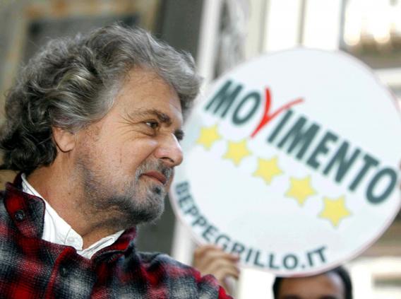 Grillo choc: non votate la Cassimatis