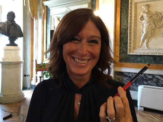 Il matitone di Barbara Grosso