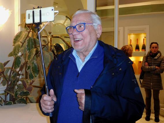 Vittorio Lai paparazzo per una sera