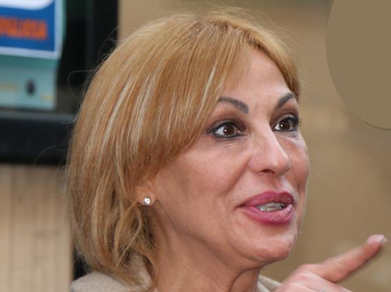 Monica Magnani nella lista Bucci