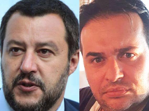 I comitati Valpolcevera contro Salvini e Maresca