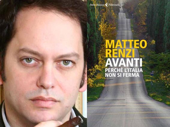 Pezzuto sul libro di Renzi