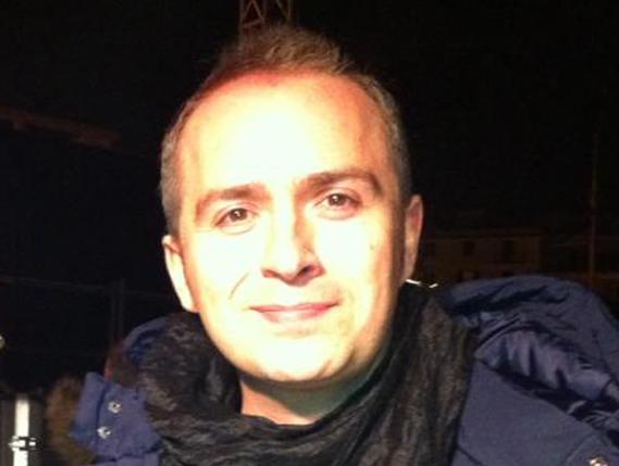 Il sogno di Luca Pirondini