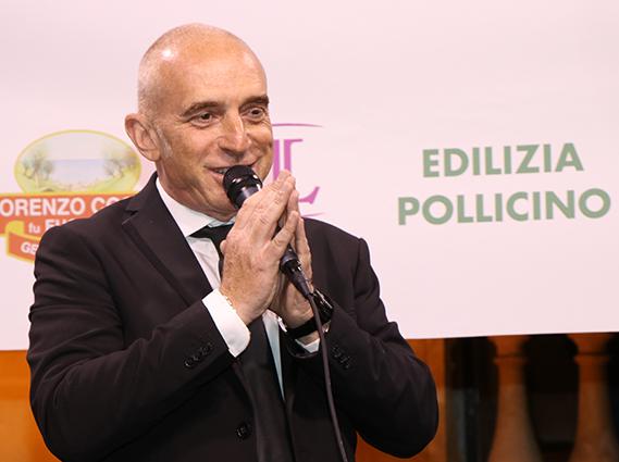 Fabrizio Pollicino gigante nella solidarieta'
