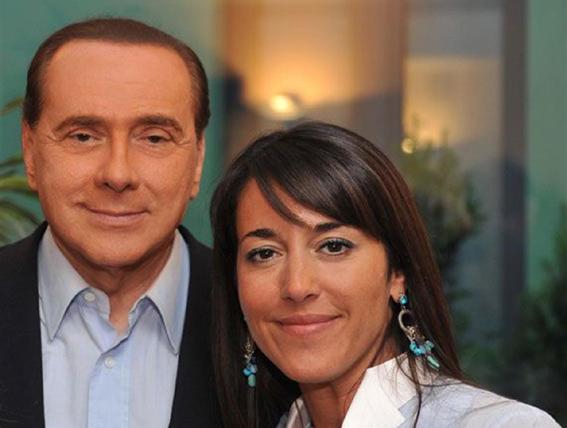 Licia Ronzulli e Berlusconi