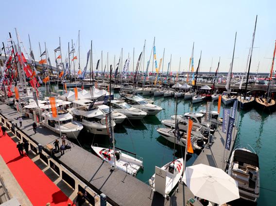 Genova riparte dal Salone Nautico