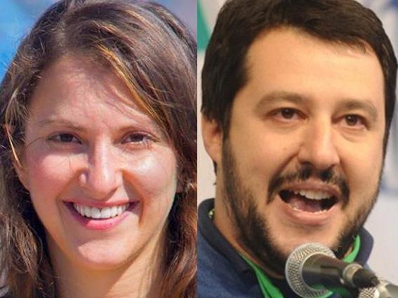 Salvatore contro Salvini