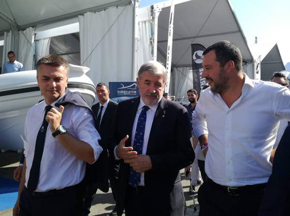 Salvini: se Autostrade ha un cuore…