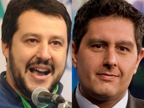 Per Salvini Toti e' leghista