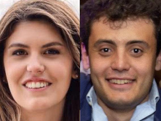 I giovani a Castelletto per Elisa Serafini