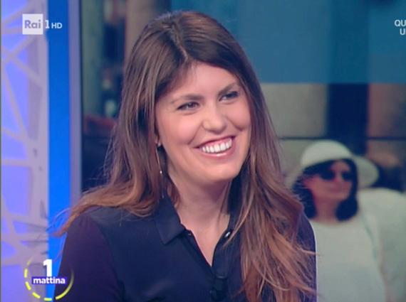 Elisa Serafini torna in TV
