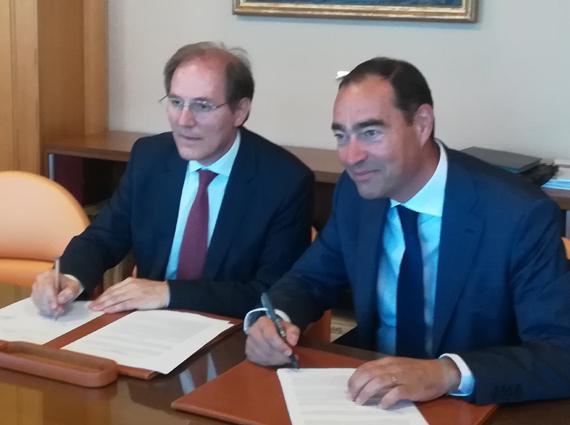 Accordo Carige-Autorita' Portuale