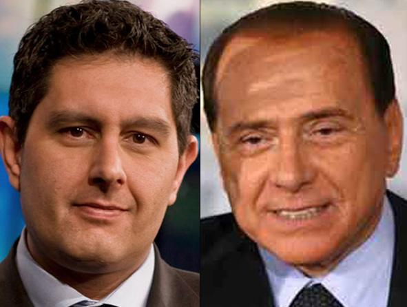 Le telefonate di Berlusconi a Toti