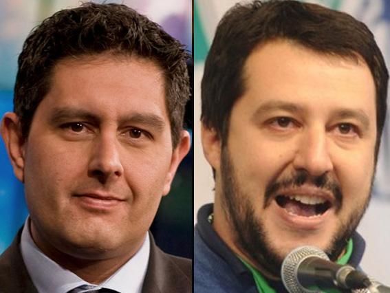 Toti si appella a Salvini