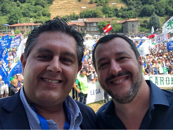Salvini sull'Italia in crescita di Toti