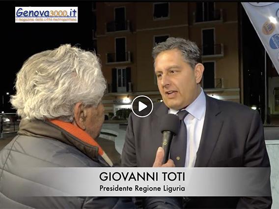 Toti: nessuna guerra con Forza Italia