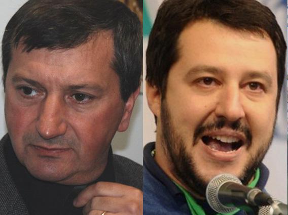 Tullo contro Salvini