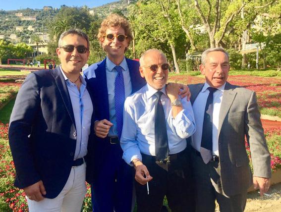 Quattro 'fratelli' a Euroflora