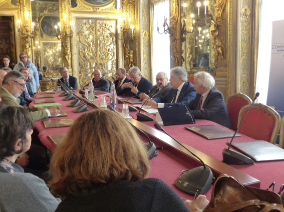 Protocollo per lo sviluppo di Genova