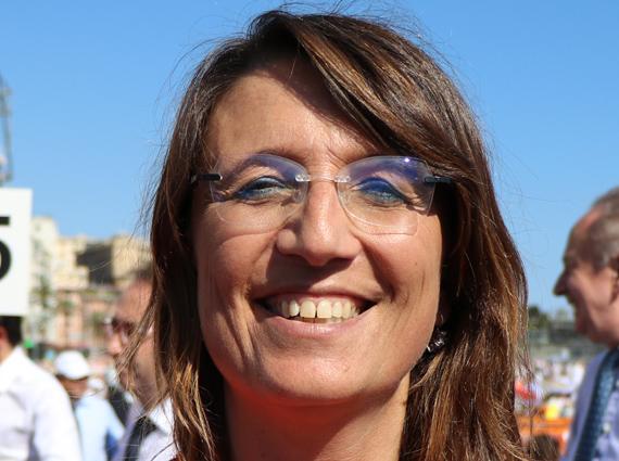 Cristina Lodi il 2 giugno non era in spiaggia