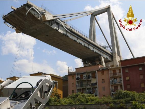 Morandi, azienda di Napoli interdetta dalla DIA