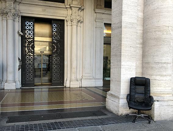 In Regione Liguria si e' liberata una poltrona