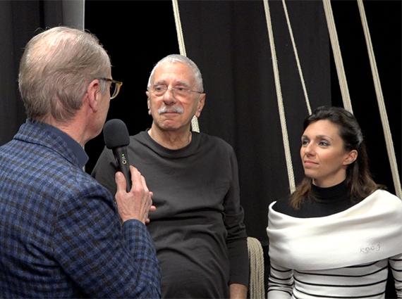 Il ricordo di Arpad Weisz al Teatro di Camogli